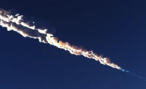 Meteor strike injures hundreds in central Russia